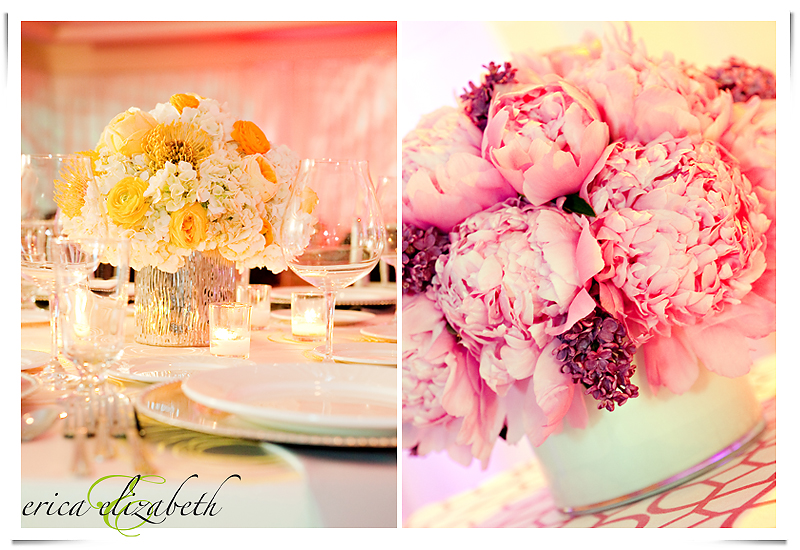 Beautiful flower arrangements by Nadia Ly