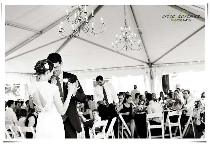 First Dance at an Oxon Hill Manor wedding.  Washington DC Wedding Photographer